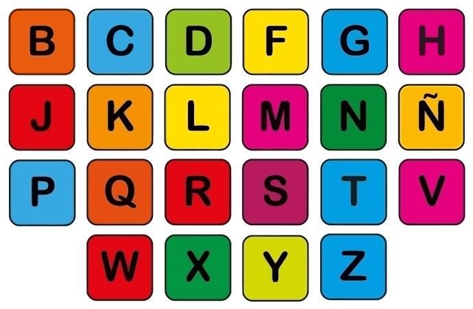 Resultado de imagen para consonantes